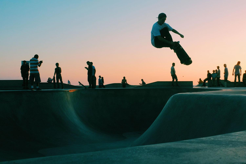 Skatepark Valencia Bonatel